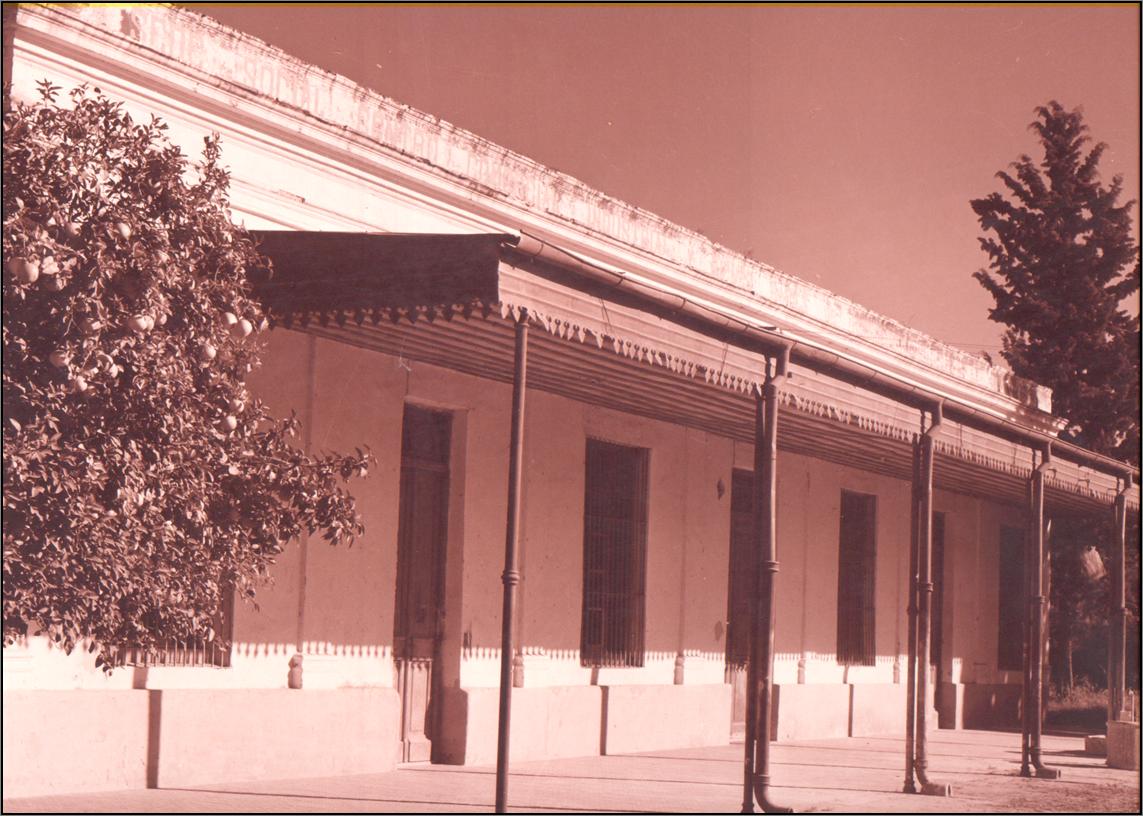 edificio escolar 1969 1973