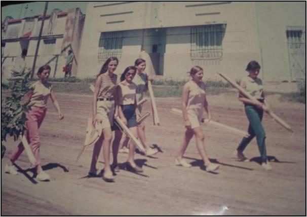 mudanza 1969